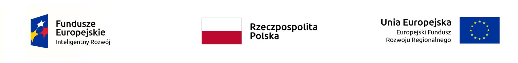logotyp Fundusze Europejskie, Rzeczpospolita Polska, Unia Europejska