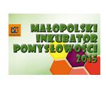 Małopolski inkubator pomysłowości 2015