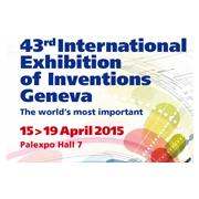 43 International Exhibition of Inventions Geneva
